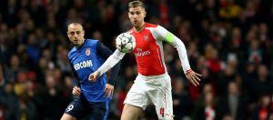 Arsenal-v-Monaco