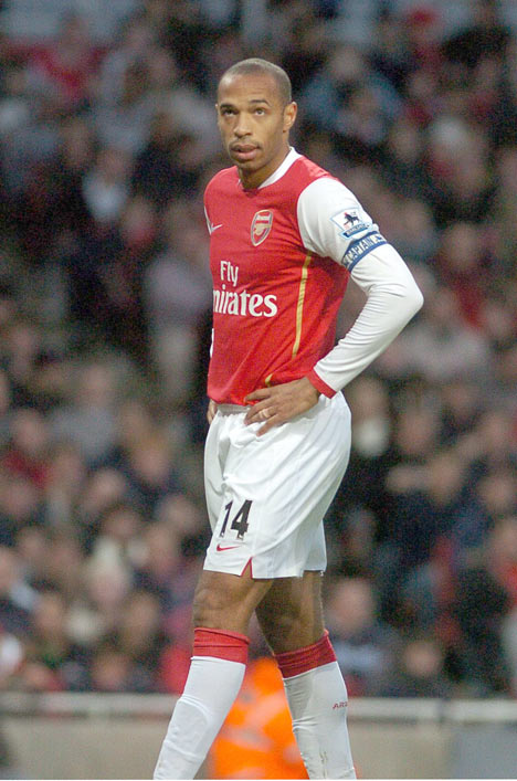 Thierry Henry 06-07