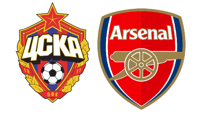 CSKA Vs Arsenal 2nd Leg of our Quarter-Final