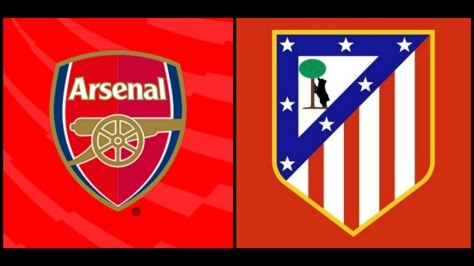 Arsenal Vs Atletico Madrid in the Europa League Semi-Finals