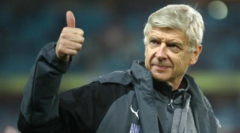 Wenger leaves his mark on Arsenal
