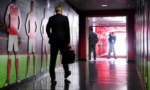 Goodbye and Thank You Arsene