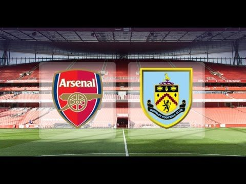 Arsenal take on Burnley at The Emirates