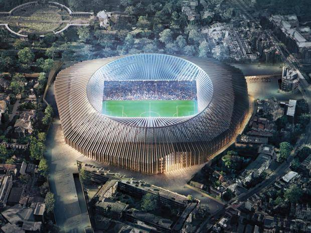 Chelsea and their plans for a new stadium