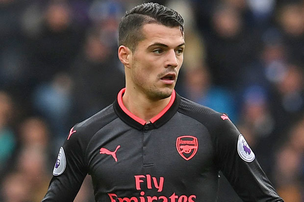 Granit Xhaka needs to improve