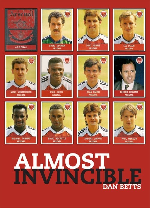 My Arsenal Book - Almost Invincible