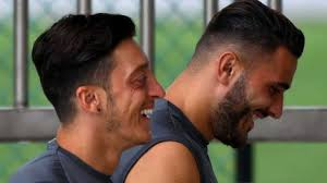Sead and Ozil