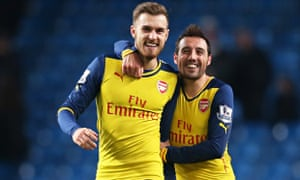 Cazorla and Ramsey