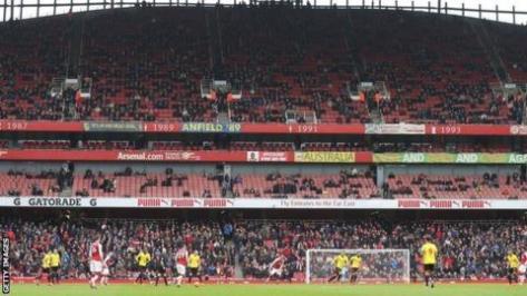 Emirates Stand