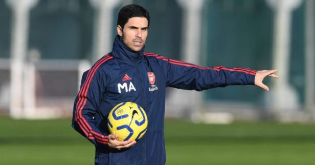 arteta training ground